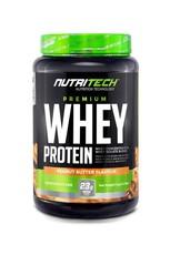 Nutritech Premium Whey Protein Peanut Butter Flavour - 1kg