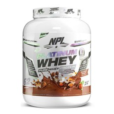 NPL Platinum Whey, Choc Nougat - 2kg