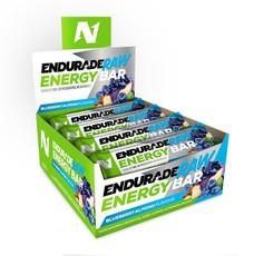 Endurade Raw Energy Bar - Blueberry Almond - 45g x 12