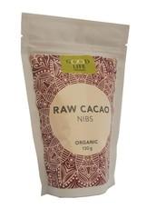 Good Life Raw Cacao Nibs - 130g