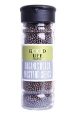 Good Life Black Mustard Seed - 70g