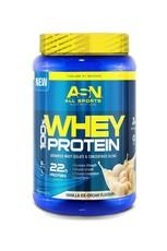 ASN 100% Whey Protein Vanilla - 908g