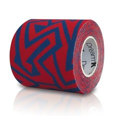 Kinesiology Tape Dream K Tribe - Red/Blue - 5cm x 2m