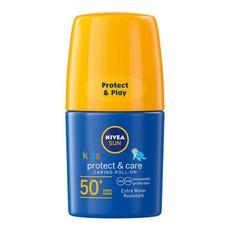 NIVEA SUN Kids Caring Roll-on SPF50+ Sunscreen - 50ml