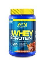 ASN 100% Whey Protein Chocolate - 908g