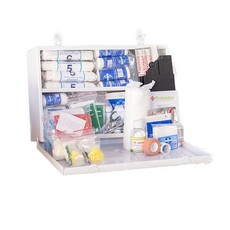 Firstaider Government Regulation 7 First Aid Kit in Metal Box