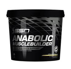 SSN Anabolic Muscle Builder Vanilla Ice - 4Kg