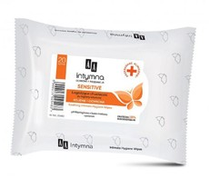 Intimate Sensitive Wipes 20 In a Pack