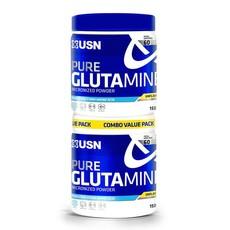 USN Pure Glutamine - 150g+150g