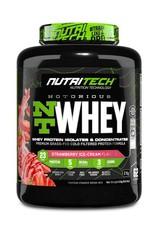 Nutritech NOTORIOUS NT Whey 2kg Strawberry Ice Cream