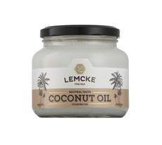 Lemcke Odourless Coconut Oil - 500ml