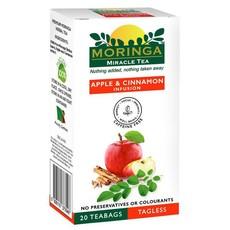 Moringa Tea - Apple & Cinnamon Infusion