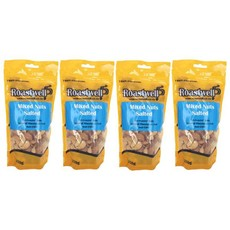 Mixed tree nuts, Salted, 4x250g