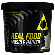 Fully Dosed Real Food Muscle Gainer 3.9Kg - Vanilla