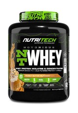 Nutritech NOTORIOUS NT Whey 2kg Peanut Butter Milkshake