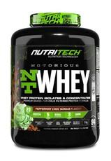 Nutritech NOTORIOUS NT Whey 3kg Peppermint Choc Sundae