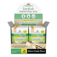 Nature's Nutrition Natural Vanilla 20x25g