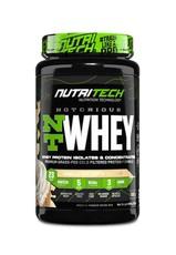Nutritech NOTORIOUS NT Whey Vanilla Soft Serve - 2lb