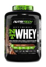 Nutritech NOTORIOUS NT Whey 3kg Chocolate Milk