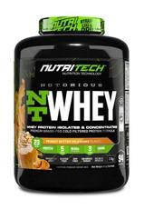 Nutritech NOTORIOUS NT Whey 3kg Peanut Butter Milkshake