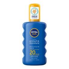 NIVEA SUN Protect & Moisture Sun Spray SPF20 Sunscreen - 200ml