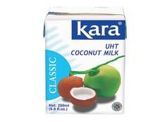 Kara Classic UHT Coconut Milk 200 ml x 25 packs