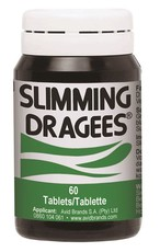 Slimming Dragees - 60 Tablets