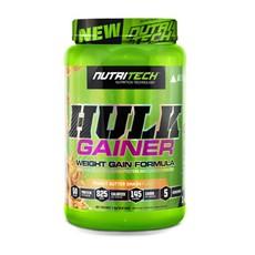 Nutritech Hulk Gainer Peanut Butter Smash - 1kg