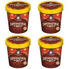 Wazoogles Supernatural Oat Pots - 4 x Double Chocolate Maca