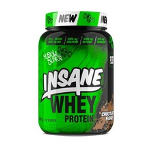 Muscle Junkie Insane Whey Protein Chocolate 908g
