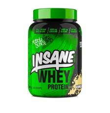 Muscle Junkie Insane Whey Protein Vanilla 908g
