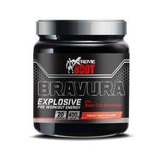 Bravura Labs Explosive Pre Workout - Freaky Fruit - 20 Servings