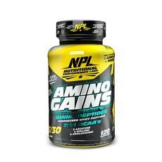 NPL Amino Gains - 120 capsules