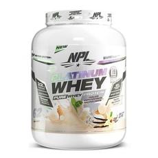 NPL Platinum Whey, Vanilla Ice Cream - 2kg