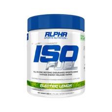 Alpha Sports Nutrition ISO Fuel - Electric Lemon - 800g