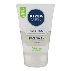 NIVEA MEN Sensitive Face Wash - 100ml
