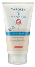 Yardley Oatmeal Cleanse Gel Combination 150ml