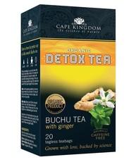 Cape Kingdom Detox Tea Buchu & Ginger