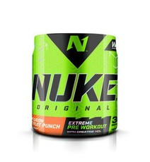 Nutritech Nuke Original Fusion Fruit Punch - 240g