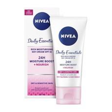 NIVEA Daily Essentials Rich Moisturising Day Cream - 50ml