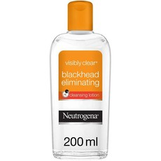 Neutrogena, Toner, Visibly Clear, Blackhead Eliminating, 200ml