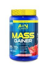 ASN Mass Gainer Strawberry - 1kg