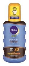 Nivea Sun Protect & Bronze Oil Spray - 200ml