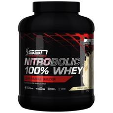SSN Nitrobolic Whey Gh Protein Vanilla 2Kg