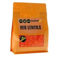 Organic Lentils Red 400g