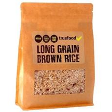 Truefood Long Grain Brown Rice 400g