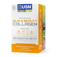 USN Slim & Beauty Collagen 20 x 15,5g Frosted Nectarine