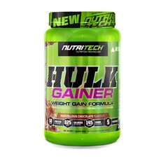 Nutritech Hulk Gainer Marvellous Chocolate - 1kg