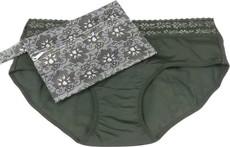 Nooi - Max Absorbent Leak Proof Panty & Wet - Bag