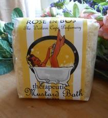 Rose en Bos Mustard Bath - 500g